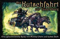 Board Game: Die Kutschfahrt zur Teufelsburg