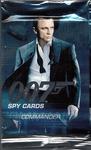 Board Game: James Bond 007 Spy Cards