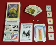 Board Game: Choose Your Own Adventure: House of Danger
