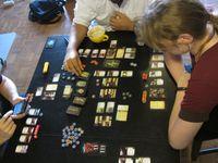 Board Game: Assault on Doomrock