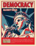 Board Game: Democracy: Majority Rules