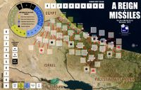 Board Game: A Reign of Missiles