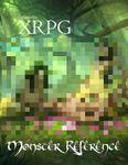 RPG Item: XRPG Monster Reference