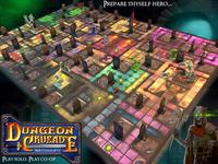 Board Game: Dungeon Crusade: Book I – Genesis of Evil