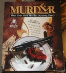 Board Game: Murder à la carte: Bullets 'N' Barbecue