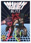 Board Game: Breakneck Blitz