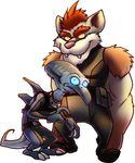 RPG: Gizmo and Krash: Tag-team Heroes