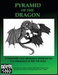 RPG Item: Pyramid of the Dragon