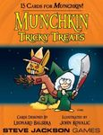 Board Game: Munchkin Tricky Treats