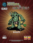 RPG Item: The Manual of Mutants & Monsters #27: Skum