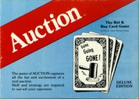 Board Game: Auction