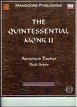 RPG Item: The Quintessential Monk II: Advanced Tactics