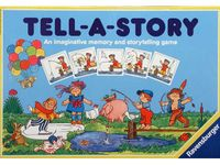 Board Game: Tell-A-Story