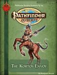 RPG Item: Pathfinder Society Scenario 3-04: The Kortos Envoy