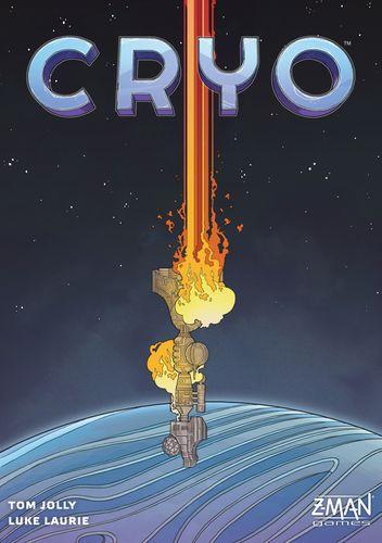Board Game: Cryo