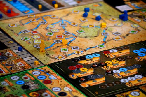 Board Game: Orléans