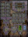 RPG Item: VTT Map Set 244: Microport Motel