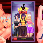 Video Game: Hot Gym