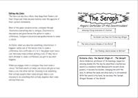 RPG Item: The Seraph