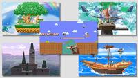 Video Game: Super Smash Bros. for 3DS/Wii U - Stage Bundle