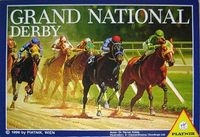 Board Game: Grand National Derby