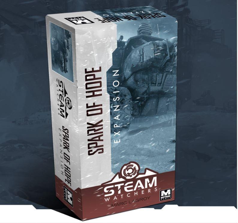 Steamwatchers: Spark of Hope