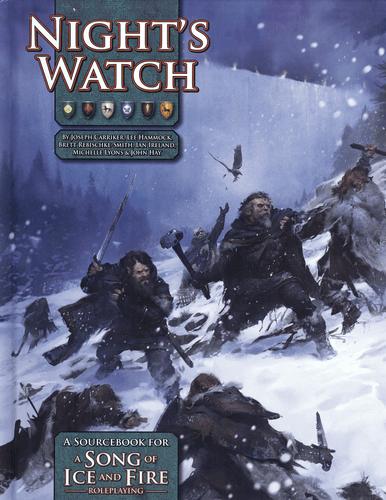RPG Item: Night's Watch