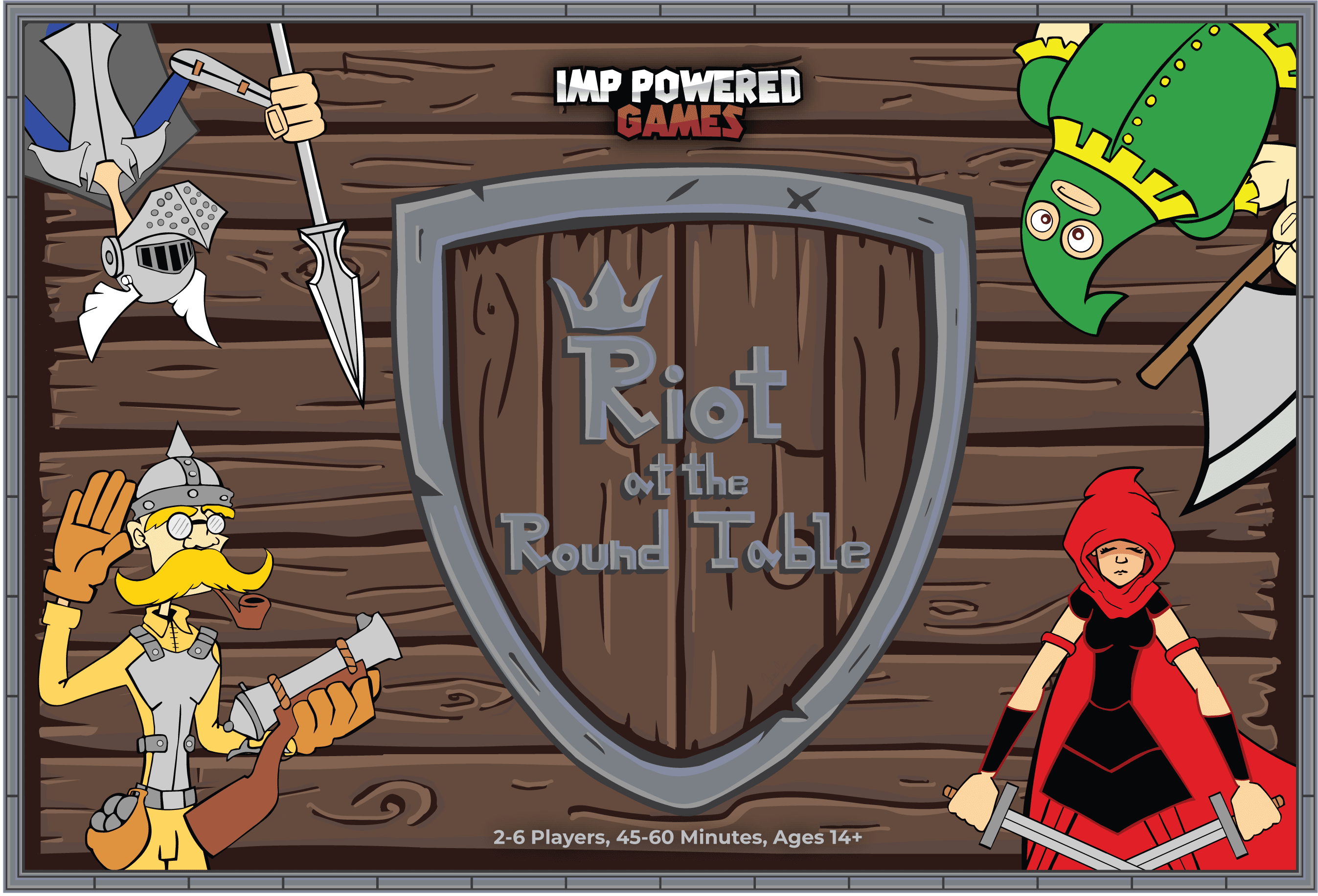 Riot at the Round Table