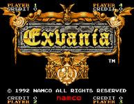 Video Game: Exvania