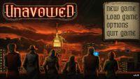 Video Game: Unavowed