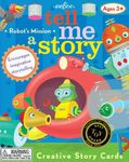 Board Game: Tell Me a Story: Robot's Mission