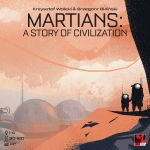 Board Game: Martians: A Story of Civilization