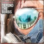 Board Game: Zpocalypse 2: Defend the Burbs