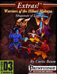RPG Item: Extras!: Warriors of the Hikari Makuya