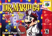 Video Game: Dr. Mario 64