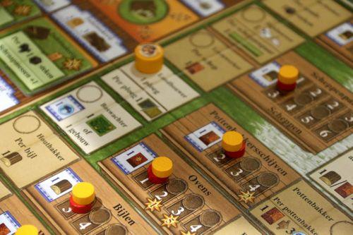 Board Game: Fields of Arle