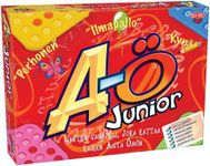 Board Game: A to Z Jr.