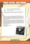RPG Item: Threat Report #36: Mastermind