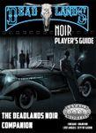 RPG Item: The Deadlands Noir Companion Player's Guide