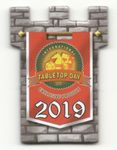 Board Game: Castle Panic: Tower Promo 2019 Tabletop Day