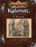 RPG Item: P'Bapar Part 2: P'Bapar City Overview