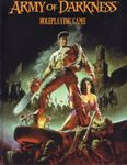 RPG Item: Army of Darkness Roleplaying Game