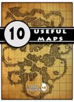 RPG Item: 10 Useful Maps Vol. 3