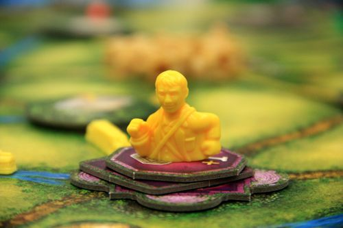 Board Game: Relic Runners