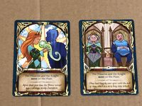 Board Game Accessory: Fairy Tile: Alternate Card 36a