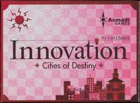 Board Game: Innovation: Cities of Destiny