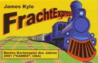 Board Game: Frachtexpress