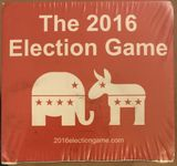 Board Game: The 2016 Election Game