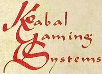 Board Game Publisher: Kabal Gaming Systems