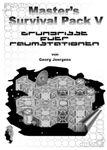 RPG Item: Master's Survival Pack V: Grundrisse für Raumstationen
